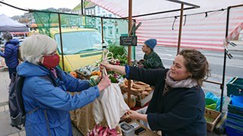 Why local food matters for Bridport
