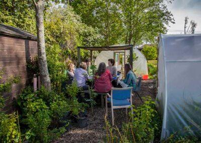 Edible Gardens Allotment Meeeting