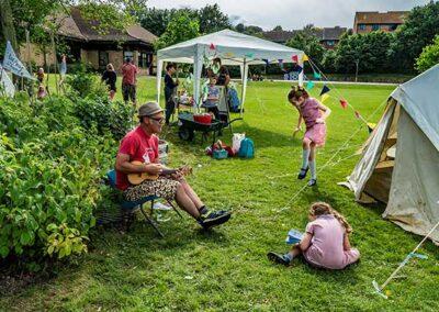 Edible Gardens Project