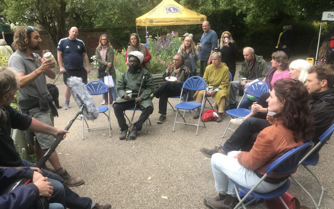 Hear about farming, foraging, fermenting and fungi at the Bridport Food Festival