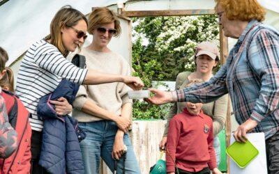 Open Veg Gardens: a successful adventure!